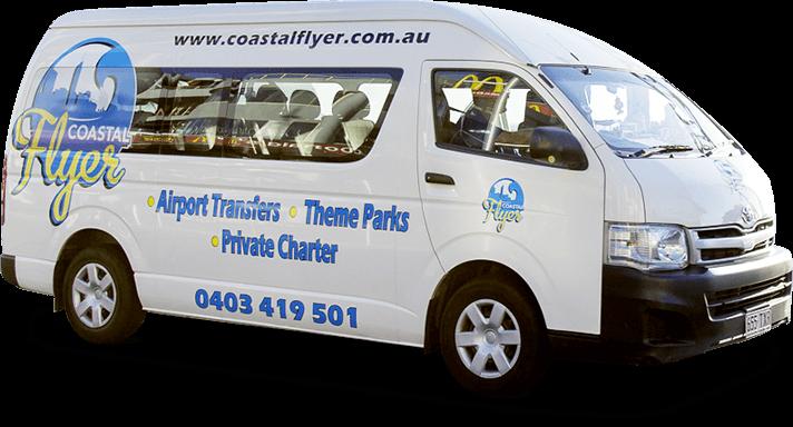 Coastal Flyer Vans